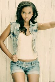 promotional model: Refilwe M