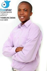 promotional model: THEMBELANI Z