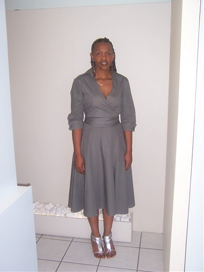 promotional model: lindiwe S in Cape Town