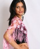 promotional model: Aakanksha M in Cape Town