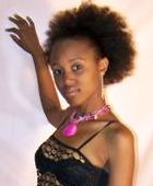 promotional model: elaine D in Soweto