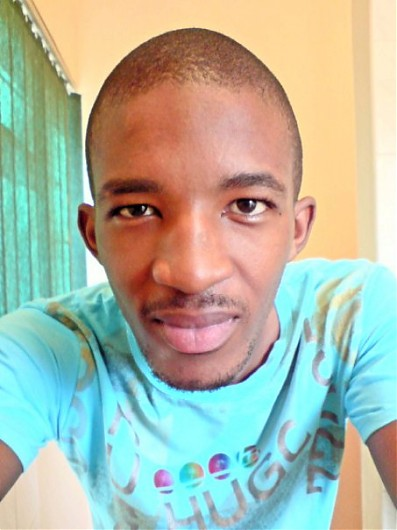 promotional model: Mhichael Lindokuhle G in Durban