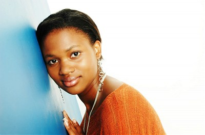 promotional model: Siphokazi Portia M in Port Elizabeth