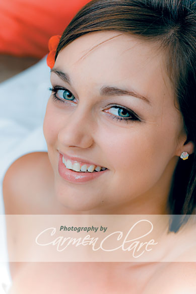 promotional model: Tarryn L in Cape Town