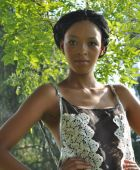 promotional model: lorelle H in Johannesburg