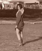 promotional model: Micaela Carmen F in Cape Town