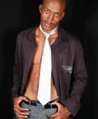 promotional model: Arnold K in Durban