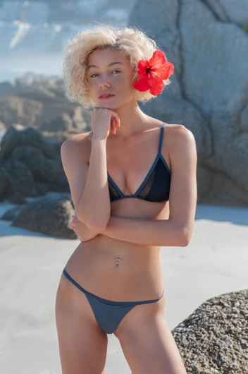 promotional model: Charlotte-Rose W in Cape Town