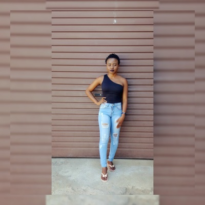 promotional model: Thully M in Nelspruit