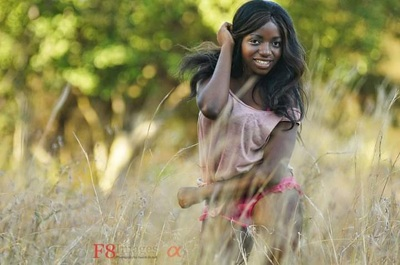 promotional model: Francina M in Pretoria
