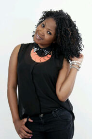 promotional model: thembelihle nn N