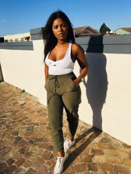 promotional model: Siphosethu M