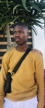 promotional model: Sihle N