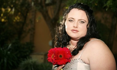 promotional model: Carly H in Johannesburg