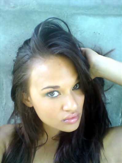 promotional model: Chena N in Cape Town