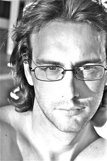 promotional model: Alan Patrick R in Cape Town