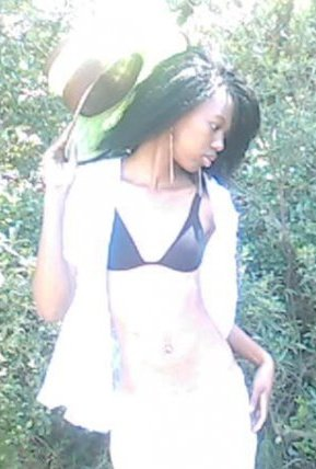promotional model: Siphosethu G in Cape Town