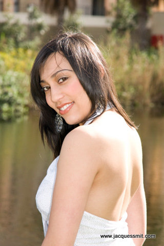 promotional model: Nore L in Cape Town