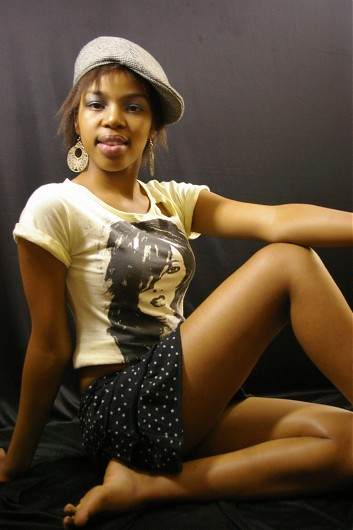 promotional model: Nthabiseng M in Pretoria