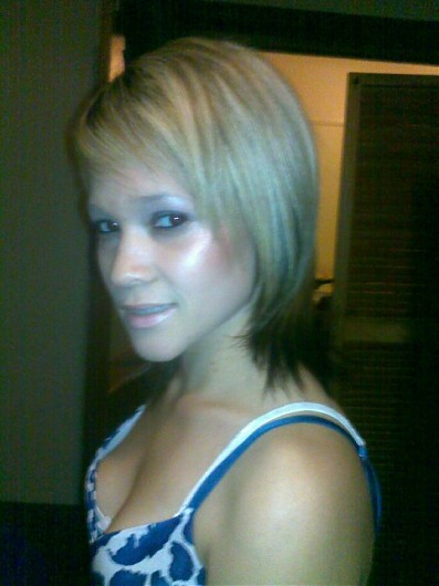 promotional model: Sulayka N in Cape Town
