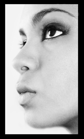 promotional model: Azara A in Cape Town