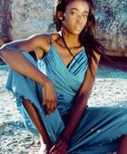 promotional model: Jolie B in Cape Town