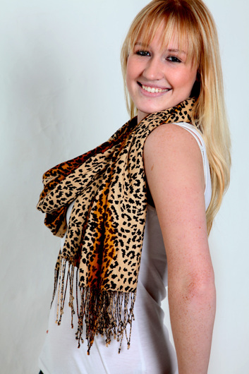 promotional model: Kylie H in Cape Town