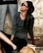 promotional model: Robyn G in Johannesburg
