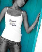 promotional model: Tracey H in George