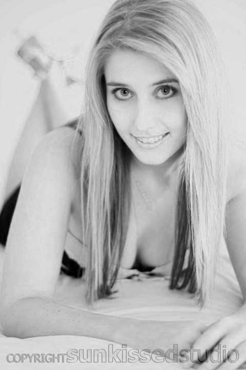 promotional model: Alexa D in Cape Town