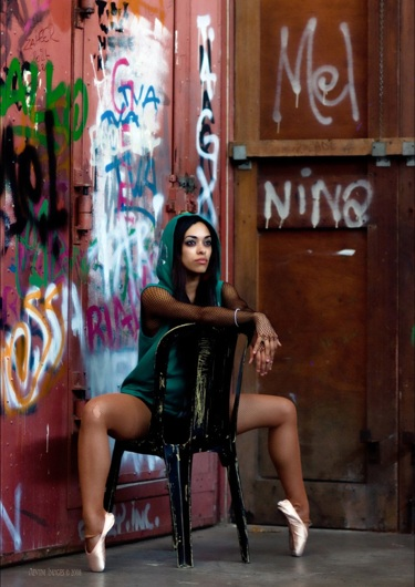 promotional model: Shelley Nicole C in Cape Town