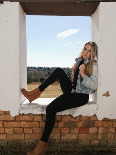 promotional model: Michelle M in Pretoria/Tshwane