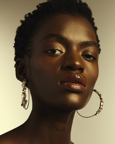 promotional model: AKETCH J in Cape Town