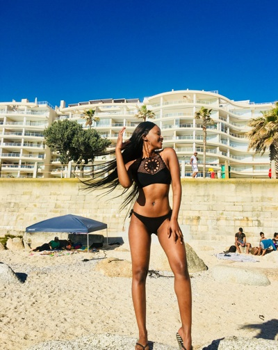 promotional model: Litho M in Cape Town