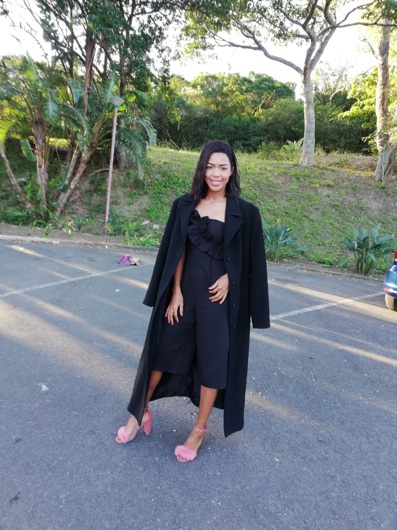 promotional model: yolokazi N in Cape Town