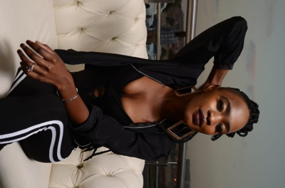promotional model: Confidence M in Nelspruit