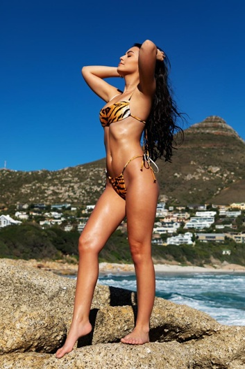 promotional model: Mai S in Cape Town