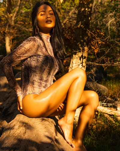 promotional model: Kimberly- Meagan C in Cape Town