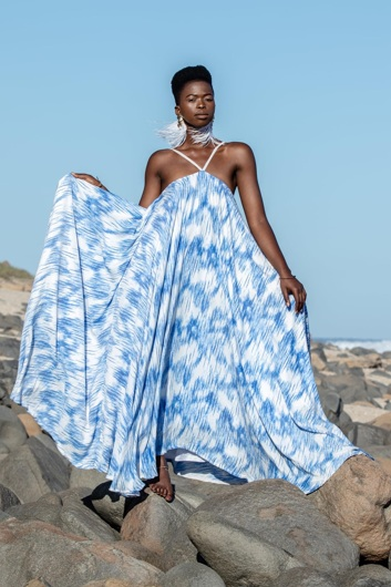 promotional model: Asiphe M in Cape Town